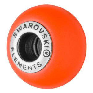 SWAROVSKI® BeCharmed Pearl Neon Orange