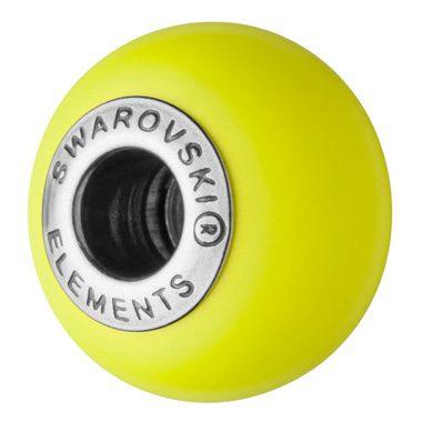 SWAROVSKI® BeCharmed Pearl Neon Yellow