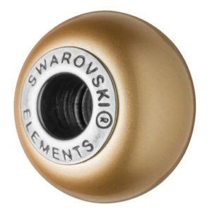 SWAROVSKI® BeCharmed Pearl Vintage Gold
