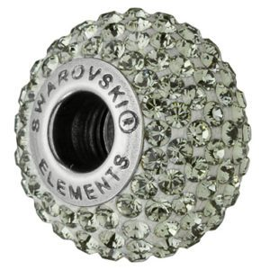 SWAROVSKI® BeCharmed PAVÉ Black Diamond