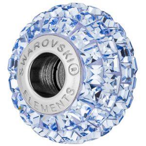 SWAROVSKI® BeCharmed Square Light Sapphire