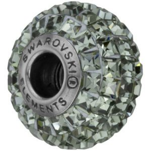 SWAROVSKI® BeCharmed Square Black Diamond